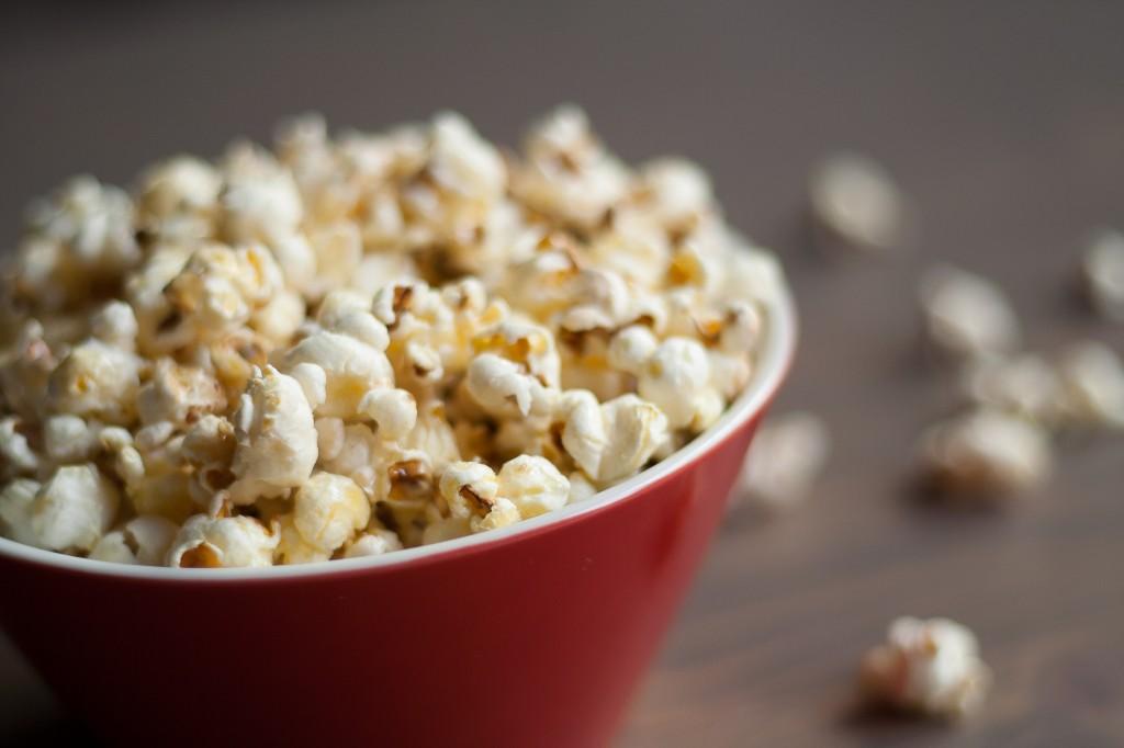 Honing popcorn