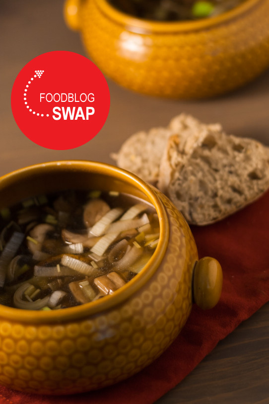 Paddestoelensoep | foodblogswap
