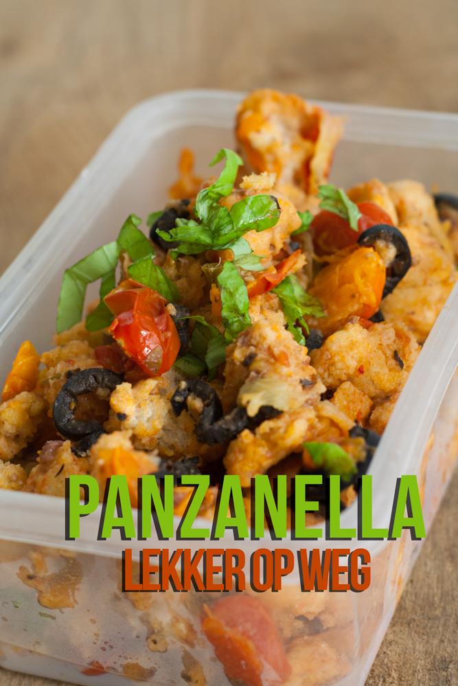 panzanella | lekker op weg
