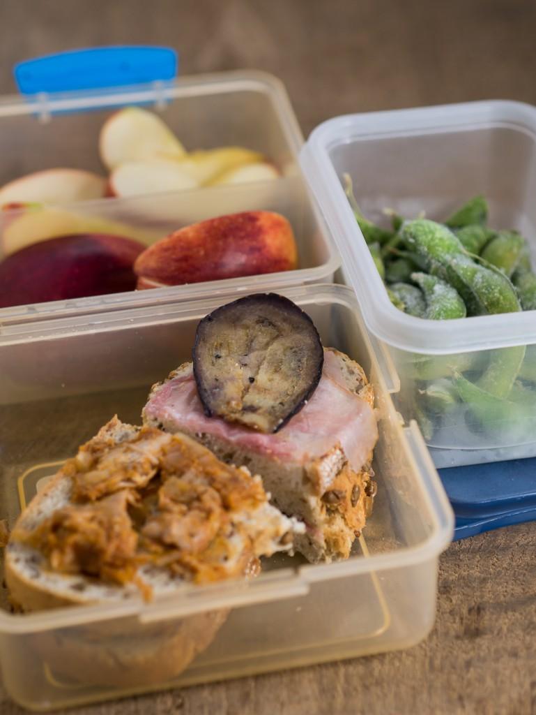 Wat zat er in mijn lunchbox: februari