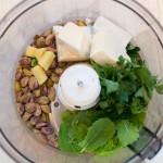 Vegetarische samosas - stap 1
