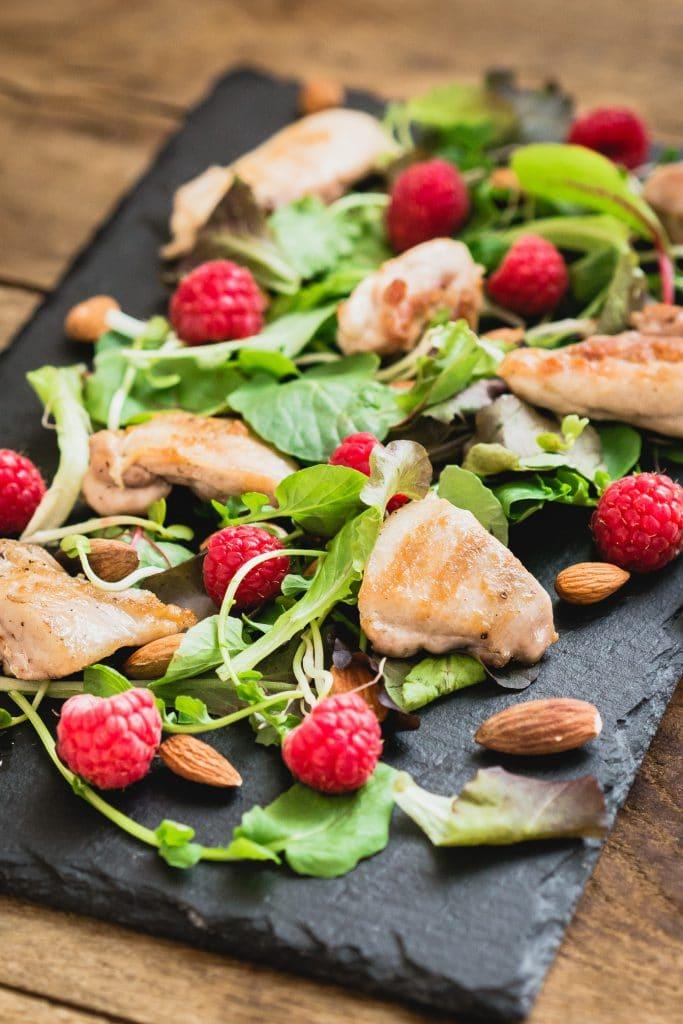 framboos salade (2 van 2)