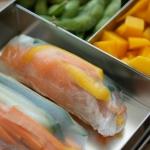 3 snelle lunchboxen: aziatische lunchbox