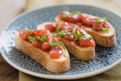 Tomaten bruschetta | Hapjes tijd