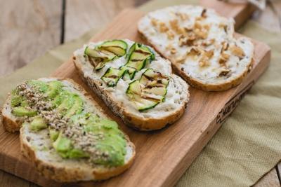 3x vegetarisch broodbeleg | Lekkere lunchbox