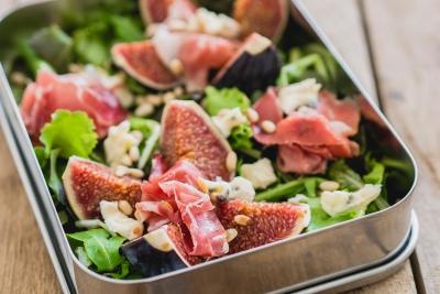 Vijgensalade | Lekkere lunchbox